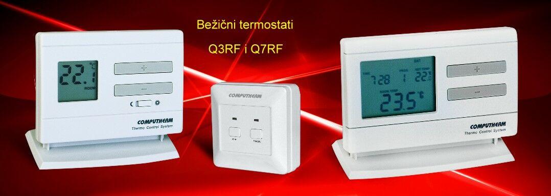 Bežični termostati