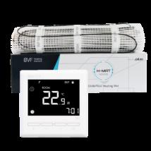 Grijaća mreža 5 m2 ukupne snage 500W + sobni termostat BVF 701