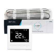 Grijaća mreža 4,5 m2 ukupne snage 450W + sobni termostat BVF 701