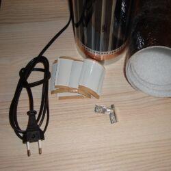 PROBNI PAKET - Električni grijaći film od 100w/m2 za podno grijanje