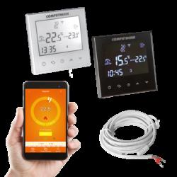 Wifi sobni termostatok Comnputherm E serije