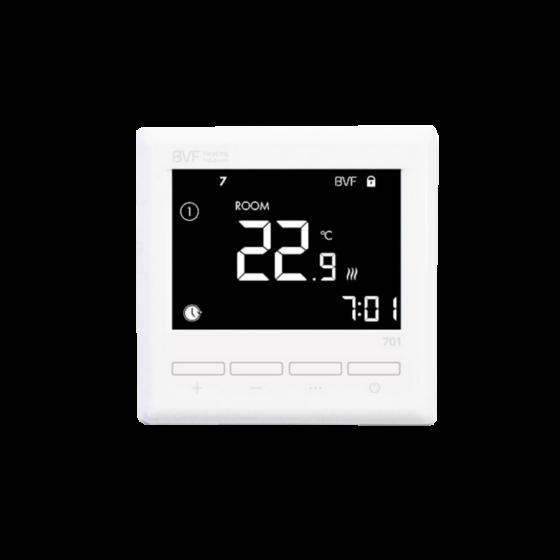 Sobni termostat za podno grijanje sa podnim senzorom BVF 701