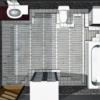 Slika 5/5 - Grijača mreža - postavljanje grijaće mreže u kupaoni