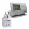 Slika 2/3 - Bežični sobni termostat i prijemnik utičnica