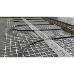 Postavljanje grijaće mreže