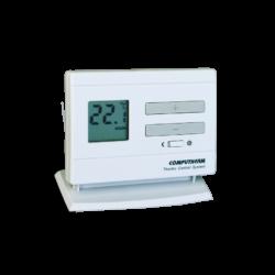 Computherm Q3RF bežični sobni digitalni termostat preko prijemne jedinice spajanje na kotao