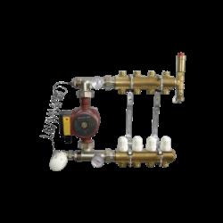 Centralno grijanje - cirkulacijska pumpa