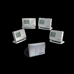 Computherm višezonski upravljač Q8RF sa dodatna 2 termostata