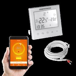 Wifi upravljanje grijanjem - sobni termostati
