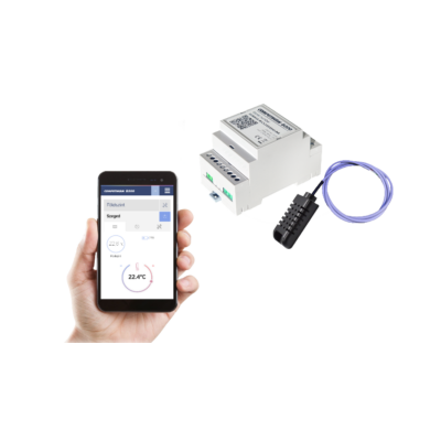 Computherm B300 - Wi-Fi termostat sa žičanim osjetnikom temperature