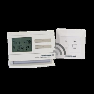 Computherm Q7RF - digitalni bežični tjedno programabilan sobni termostat sa prijemnom jedinicom