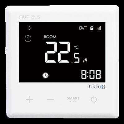 Heato8 - Wi-Fi programabilan digitalni sobni termostat