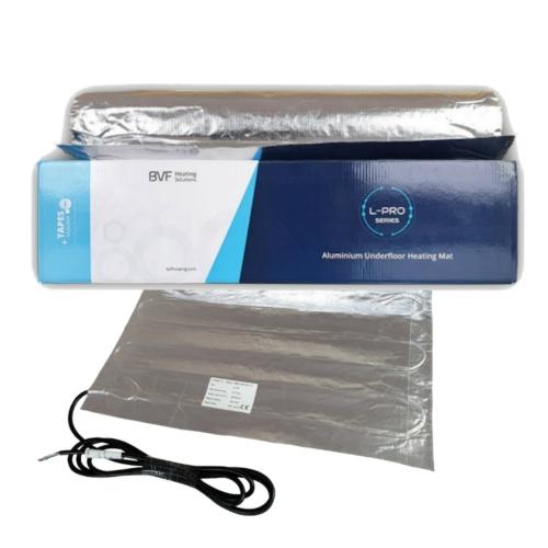 Električno podno grijanje - Grijaća folija - aluminijska - od 3 m2