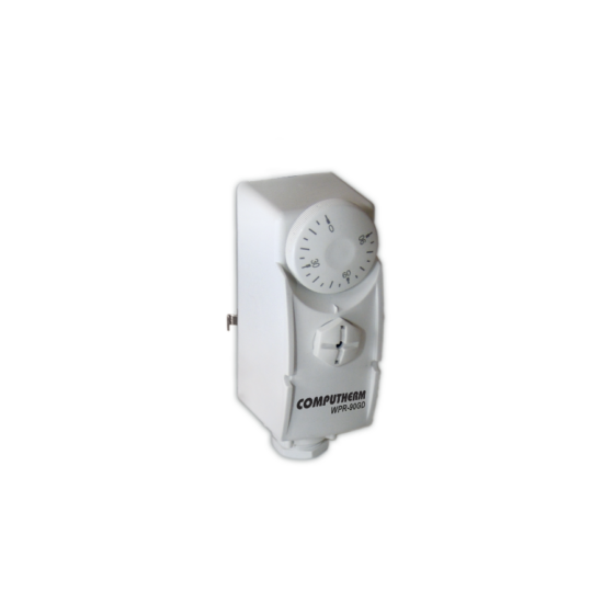 Centralno grijanje - Nalijegajući cijevni termostat