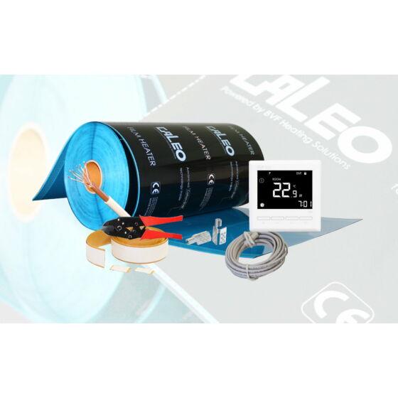 Set - električno podno grijanje - grijaći film sa termostatom za sobu od 10 m2