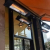 Slika 4/4 - Grijanje terase - infracrvena grijalica Remina