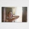 Slika 4/5 - Kupaonsko ogledalo sa LED-om i podacima okoline