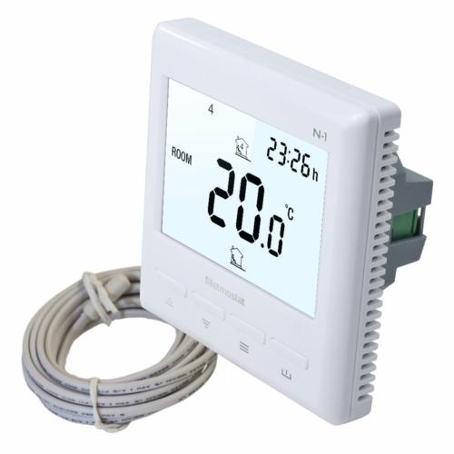 Pametni termostat sa ugrađenim wifi modulom