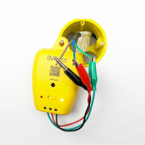 Ispitivač grijaćih kabela BVF - zujalica