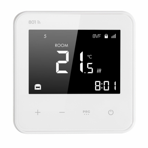 wifi termostat BVF801 bijeli