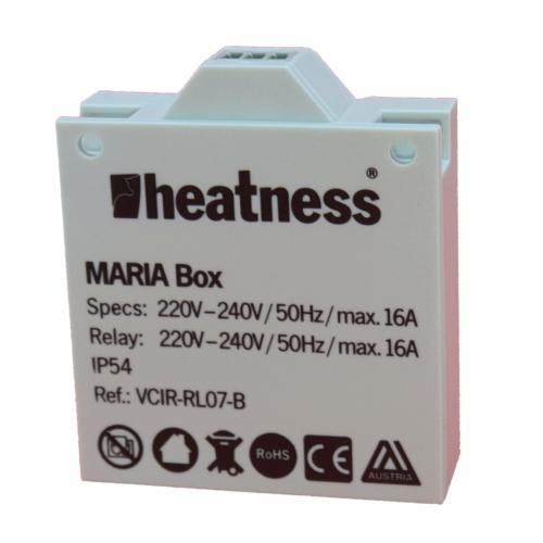 dadtna bežična prijemna jedinica za termostat VCIR-TH07